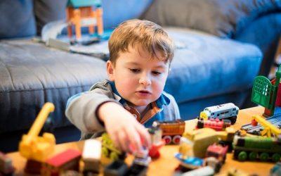 ¿Por qué los niños son desordenados?